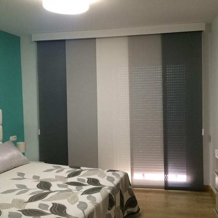 Paneles japoneses solardeco - Panel japones cortinas ...