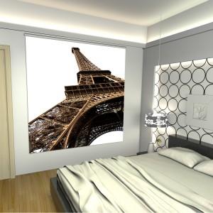 cortinas enrollables con impresion digital paris