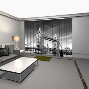 cortinas verticales con impresion digital londres